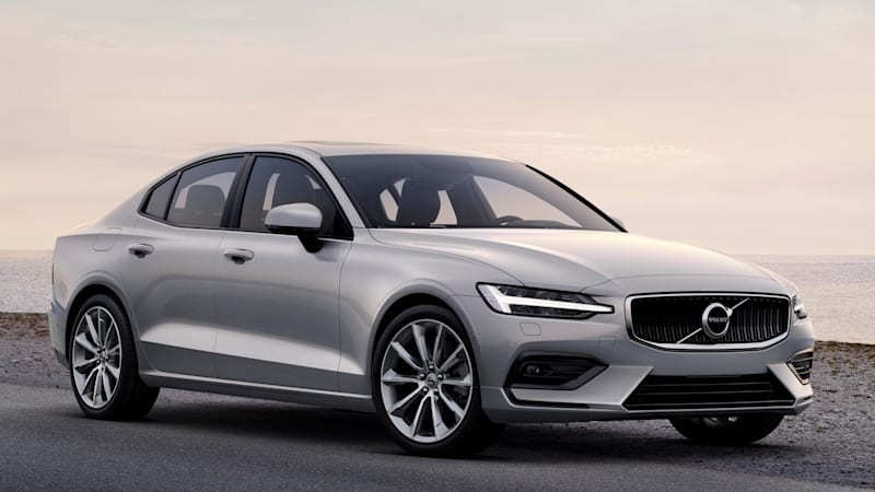 2019 Volvo S60 T5 Drivers' Notes Review | Base, but not basic