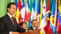 Relaciones entre países deben basarse en el respeto y no en la intimidación: Peña