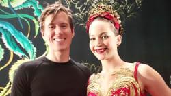 Qui est l'homme qui a transformé Jennifer Lawrence en ballerine pour