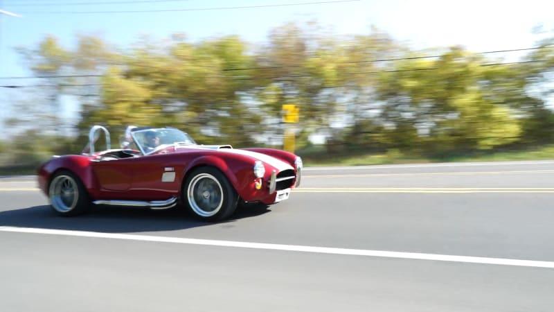 Factory Five Shelby Cobra: A retirement replica roadster