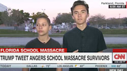Some Conservatives Are Trying To Discredit Outspoken Florida Shooting