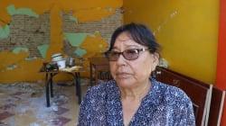 VIDEO:Para no olvidar la emergencia en el sur. Silvia López Aquino nos cuenta cómo perdió la casa en que vivió 30