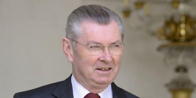 Henri de Raincourt en 2012.