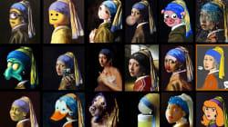 Quand le marketing s'empare de la Jeune Fille à la perle de Vermeer, c'est pire que la