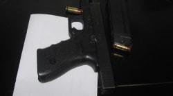 Un enfant de six ans arrive à l'école avec un pistolet chargé aux