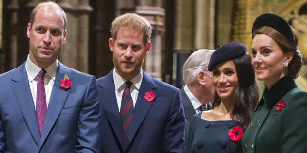 Harry e William prendono una drastica decisione per mettere