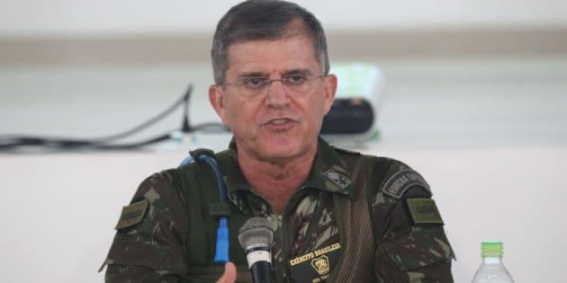 Escolhido por Sérgio Moro, general Theophilo será secretário de Segurança do governo Bolsonaro.