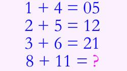 Riesci a risolvere questo rompicapo che ha mandato in tilt