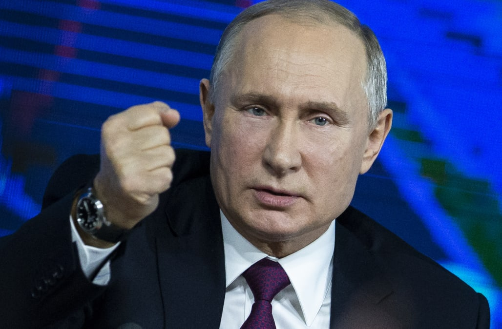 putin tells trump that moscow is open for dialog aol news