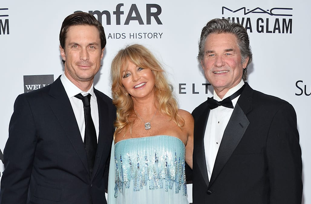 Oliver Hudson Recalls How Kurt Russell Made Him Destroy His Own