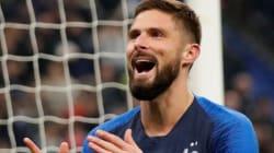 Le résumé (et l'unique but) de la victoire des Bleus face à
