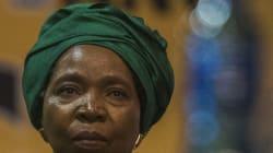 Dlamini-Zuma Apologises For Tweet Blaming DA For North West Chaos: