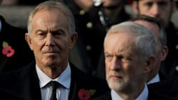 Jeremy Corbyn Politely Tells Tony Blair To Pipe Down Over