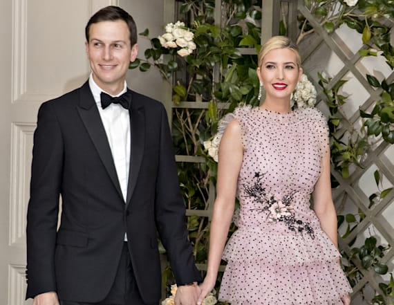Ivanka Trump's best style moments from 2018