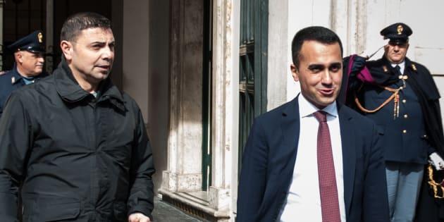 Luigi Di Maio non va in Consiglio dei ministri