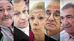 On a demandé à ces électeurs du FN si Marine Le Pen devait rester présidente et les réponses ne sont pas