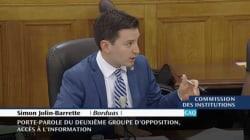 Alors que la ministre Weil parle de protection des données, la CAQ rappelle l'affaire Yves