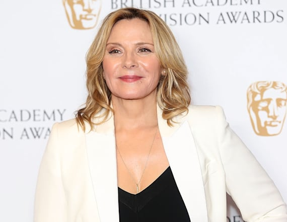 Kim Cattrall responds to SJP's dig