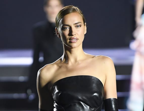 Irina Shayk slays runway after Bradley Cooper split