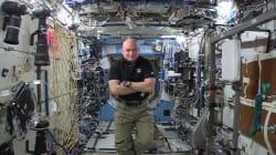 Un astronauta de la NASA revela a qué huele el