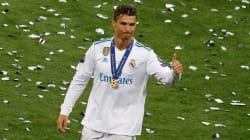 Cristiano Ronaldo se va del Real