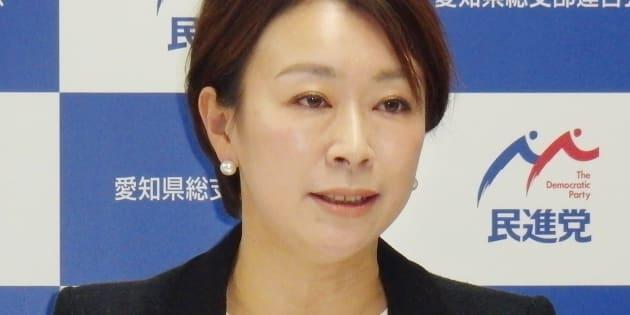 山尾志桜里氏、離党検討の報道も