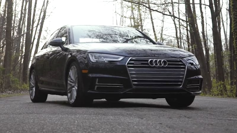 Essentially sporty | 2017 Audi A4 Quattro Quick Spin