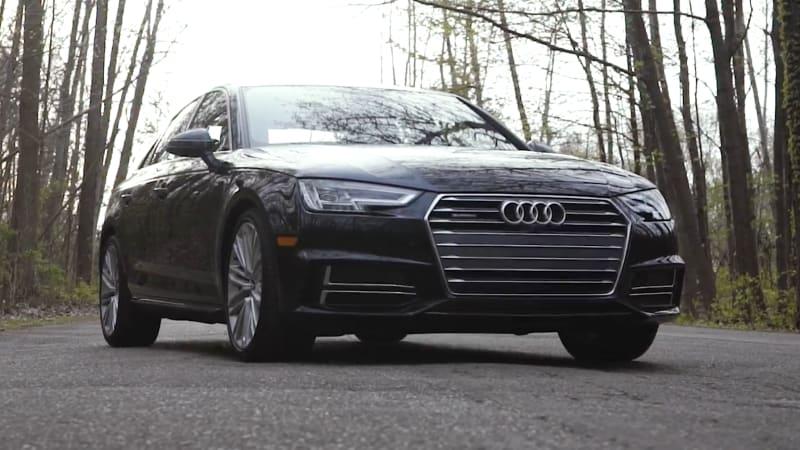 Essentially sporty |2017 Audi A4 Quattro Quick Spin