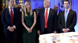 La fiscalía de Nueva York acusa a Trump de utilizar su fundación para financiar ilegalmente su campaña