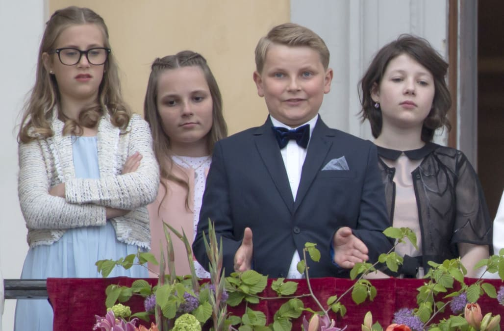 The Prince Of Norway Is The Internet S New Favorite Royal Family Member Aol Entertainment