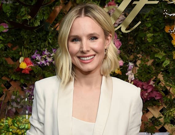 Why Kristen Bell 'never' tuned into 'Veronica Mars'