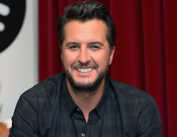Luke Bryan on his recent wardrobe malfunction