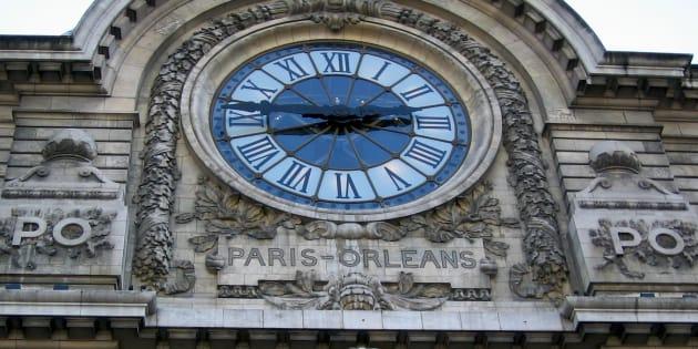 Où sont passés les trains du musée d'Orsay?