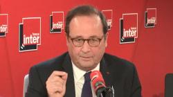 Hollande faisait le tour des salons de l'Élysée pour éteindre les