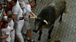 Three Gored On Opening Day Of Pamplona's Running Of The