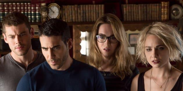 """La saison 2 de """"Sense8"""" patauge dans les niaiseries et la confusion (et c'est vraiment dommage)"""