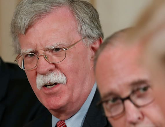 Bolton chaired anti-Muslim group promoted by trolls