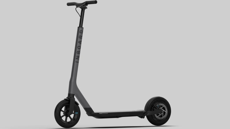 Electric Scooter swappable batteries - Autoblog