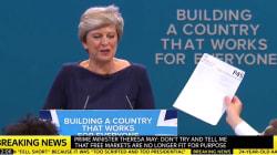 Theresa May a vécu un véritable calvaire lors de son