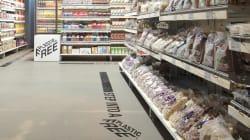 Este es el primer supermercado del mundo con una sección libre de