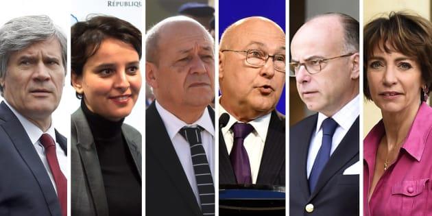 L'un de ces ministres a de fortes chances de remplacer Manuel Valls à Matignon.