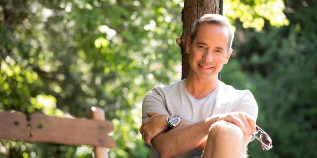José Gaudet à l'émission «La vraie nature».