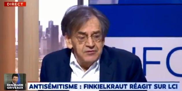 Alain Finkielkraut ne portera pas plainte