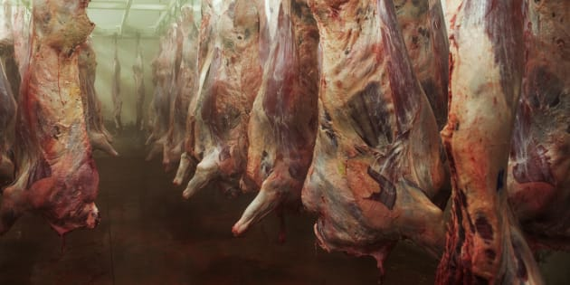 L'étiquetage des produits ne nous apprend rien sur la cruauté de la viande.
