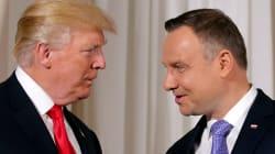 La Polonia di Duda, un tiro alla fune tra Trump e un'Europa