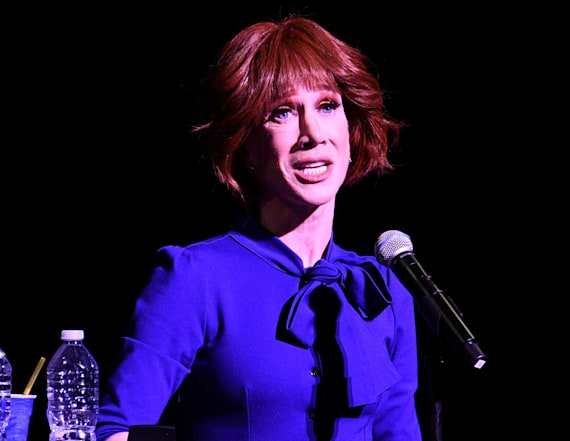 Kathy Griffin details fight with Ellen DeGeneres