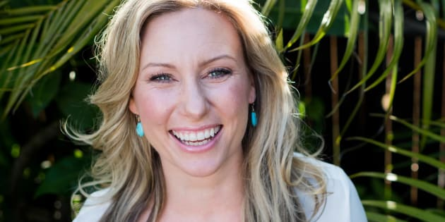 "The step-son of Justine Ruszczyk (also known as Justine Damond) described her as his ""best friend"" and ""a very passionate woman""."