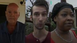 VIDEO: Los sobrevivientes del huracán