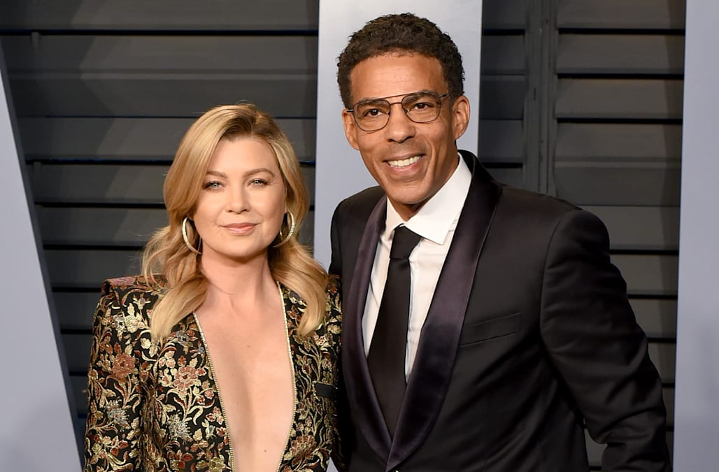 Why Ellen Pompeo's husband Chris doesn't watch 'Grey's Anatomy ...