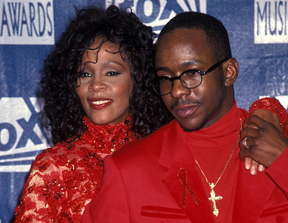 Film claims Whitney Houston was bisexual